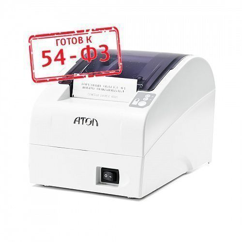 АТОЛ FPrint-22ПТК. Белый. ФН. RS+USB+Ethernet