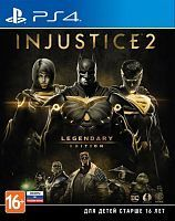 Injustice 2. Legendary Edition [PS4]