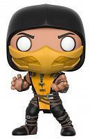Mortal Kombat X: Scorpion (9,5 см) Фигурка Funko POP Games
